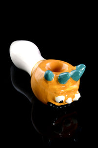Ceramic Rick Hand Pipe - P2045