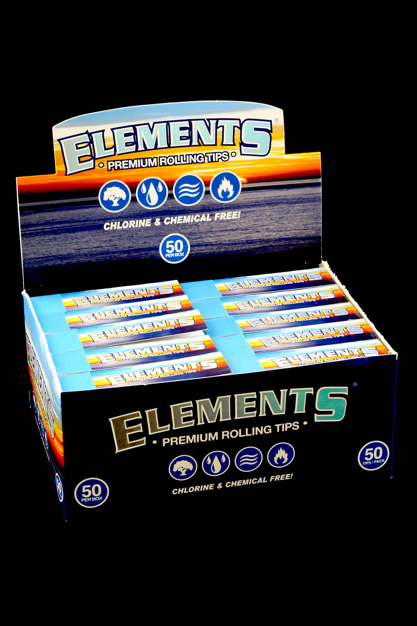 Elements Paper Rolling Tips - RP122