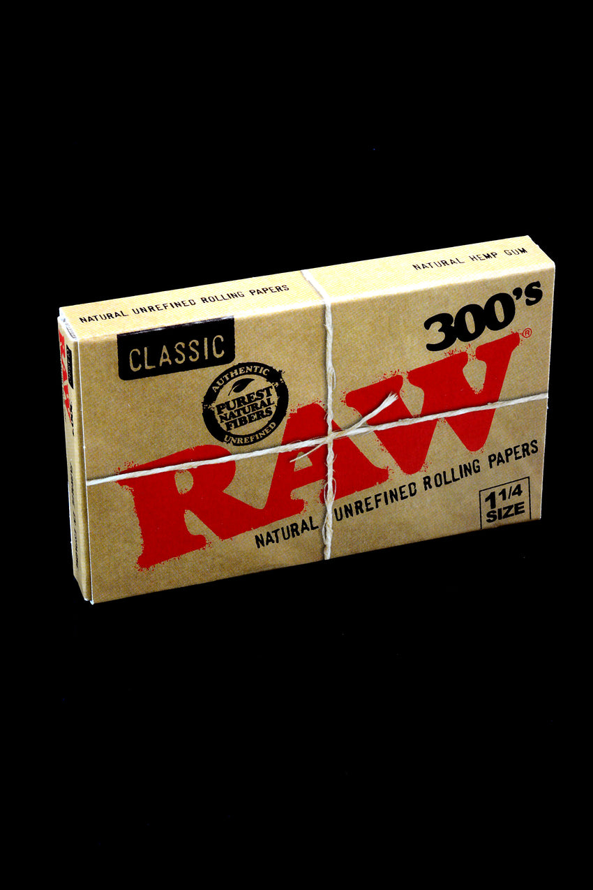 Raw 300's Rolling Papers 1 1/4 - RP149