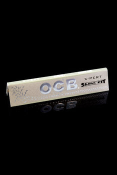 OCB Premium X-Pert King Size Slim Rolling Papers - RP210