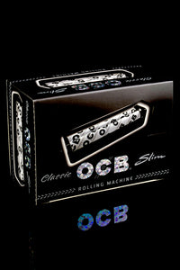 OCB King Size Slim Classic Rolling Machines (6 count) - RP214