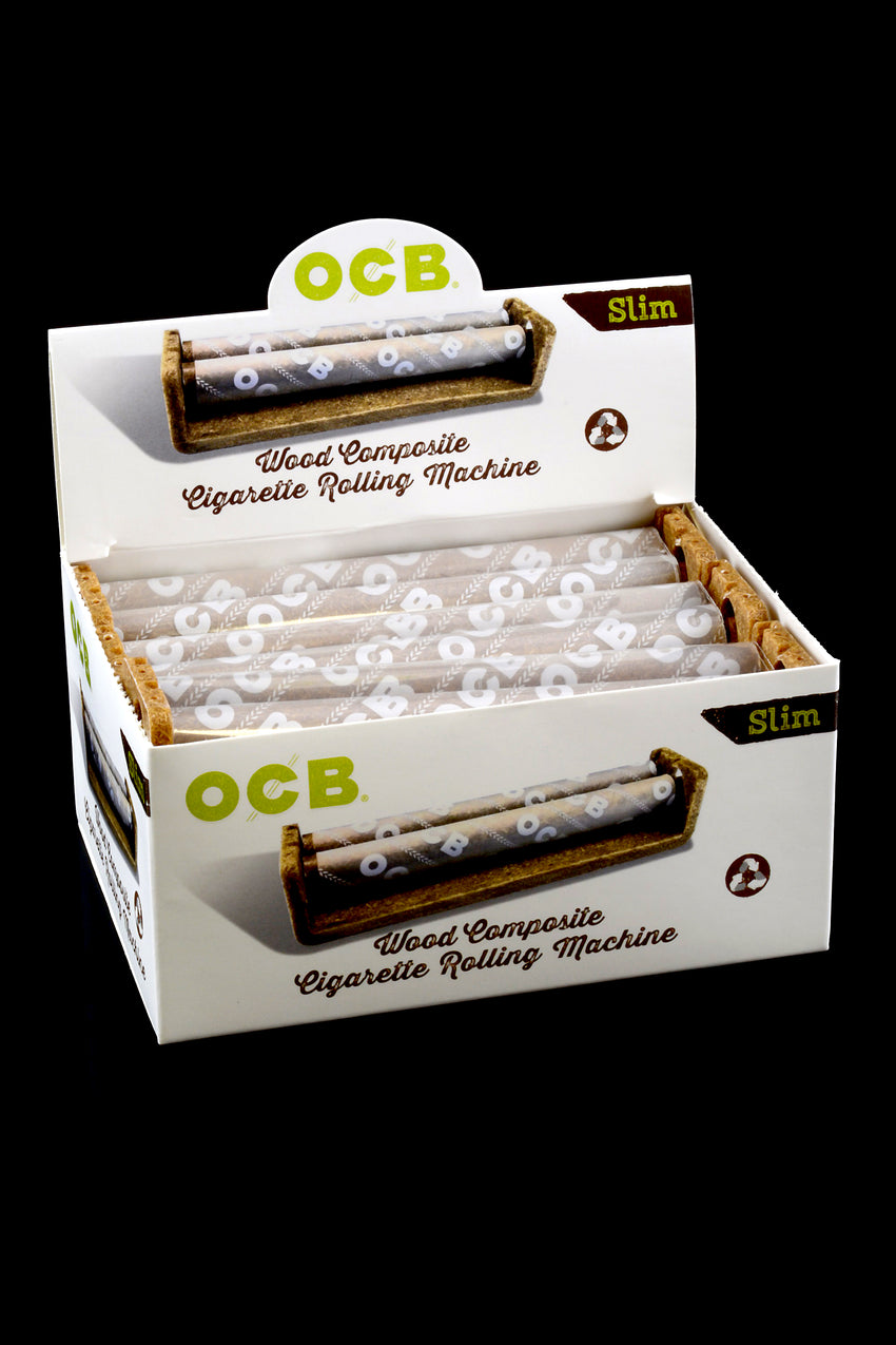 OCB King Size Slim Wood Composite Rolling Machine - RP216