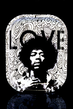 Rock Legends Jimi