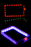 (Mix) Medium LED Light Up Design Rolling Tray - RP290