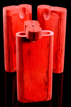 Large Red Dugout - W0195