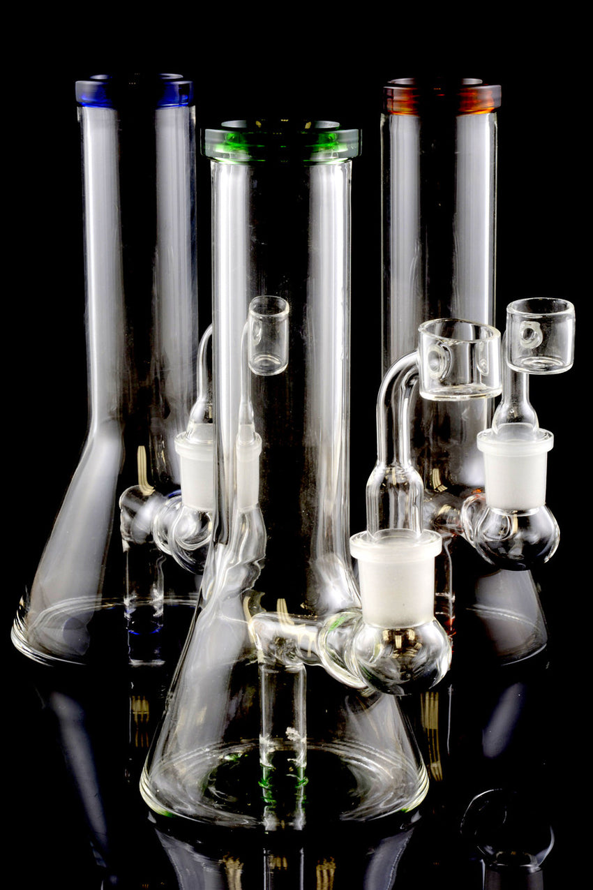 Small Stemless GoG Wax Hanger Banger Water Pipe - WP1053