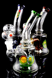 Small R&M Stemless GoG Water Pipe - WP1679