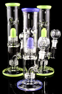 Small Stemless GoG Straight Shooter with Double Matrix Percs - WP1828