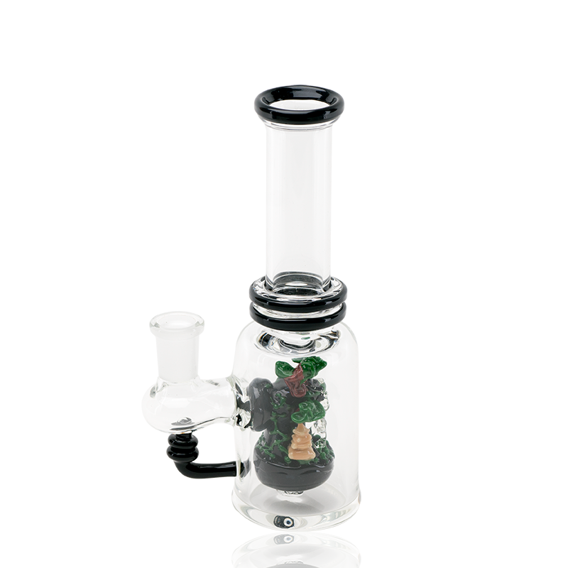 (US Made) Zen Bonsai UV Reactive Mini Beaker (No Bowl) - WP1838