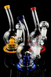 Mini Stemless GoG Sphere Water Pipe - WP1863