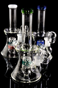 Small Stemless GoG Straight Shooter Dab Rig - WP2011