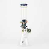 (US Made) Flagship Galactic Beaker Water Pipe - WP2181
