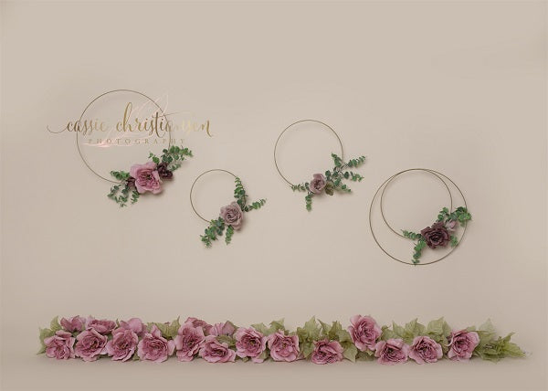 Load image into Gallery viewer, Kate Floral Backdrop