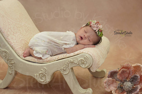 Kate Fine Art Light Beige texture Backdrop Designed by Veronika Gant