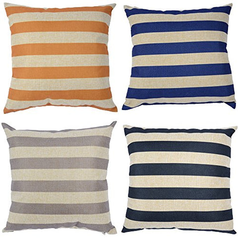 Kate 4 Packs Solid Color Pillow Cases for home decoration - Kate backdrops UK
