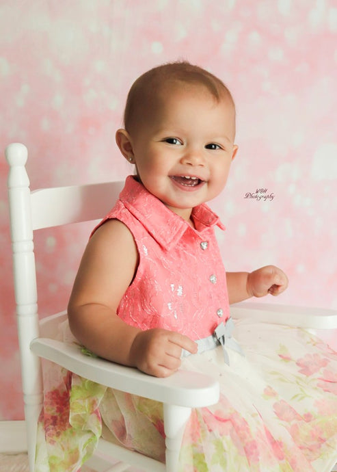 Kate Pink Bokeh Backdrop Photography Studio for Children