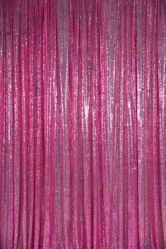 Load image into Gallery viewer, Kate Pink Sequin Backdrop Fabric Background for Children Party Backdrops