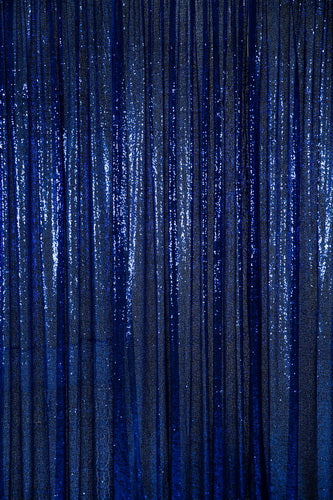 Load image into Gallery viewer, Kate Blue Photography Sequin Fabric Backdrop for Party ,Event