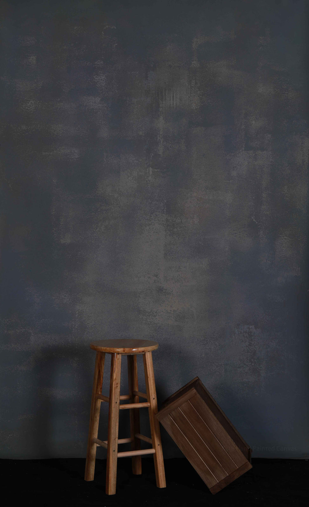 Kate Warm Gray Abstract Texture Spray Painted Backdrop
