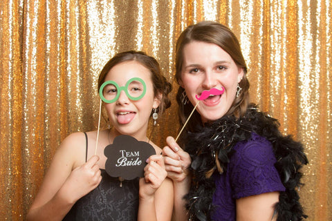 Katebackdrop:Kate Gold Photography Sequin Fabric Backdrop