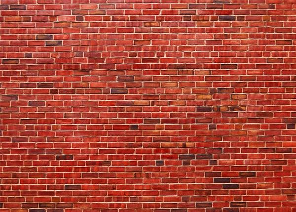 Kate Red Brick Wall Photography Backdrop Vintage Decoration Photo Background