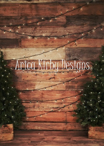 Kate Merry Christmas and Bright Backdrop designed by Arica Kirby