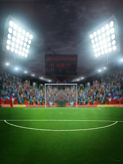 Load image into Gallery viewer, Katebackdrop Kate Football Match Sports field Backdrop