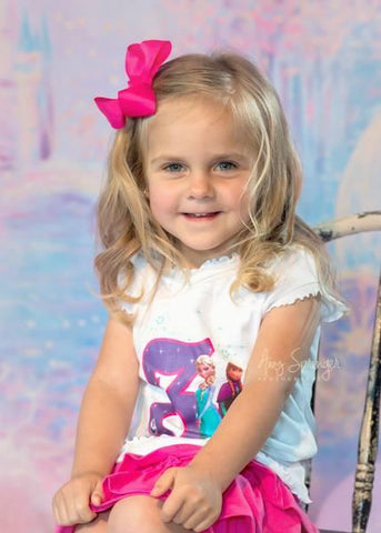 Katebackdrop:Kate Hand Painted Photo Children Fairy Tale Colorful Photography Backdrop