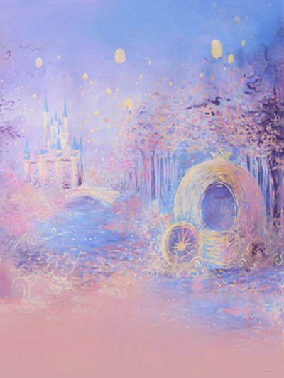Katebackdrop£ºKate Hand Painted Photo Children Fairy Tale Colorful Photography Backdrop