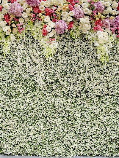 Katebackdrop:Kate Spring Wedding Fall Floral Photography Backdrop
