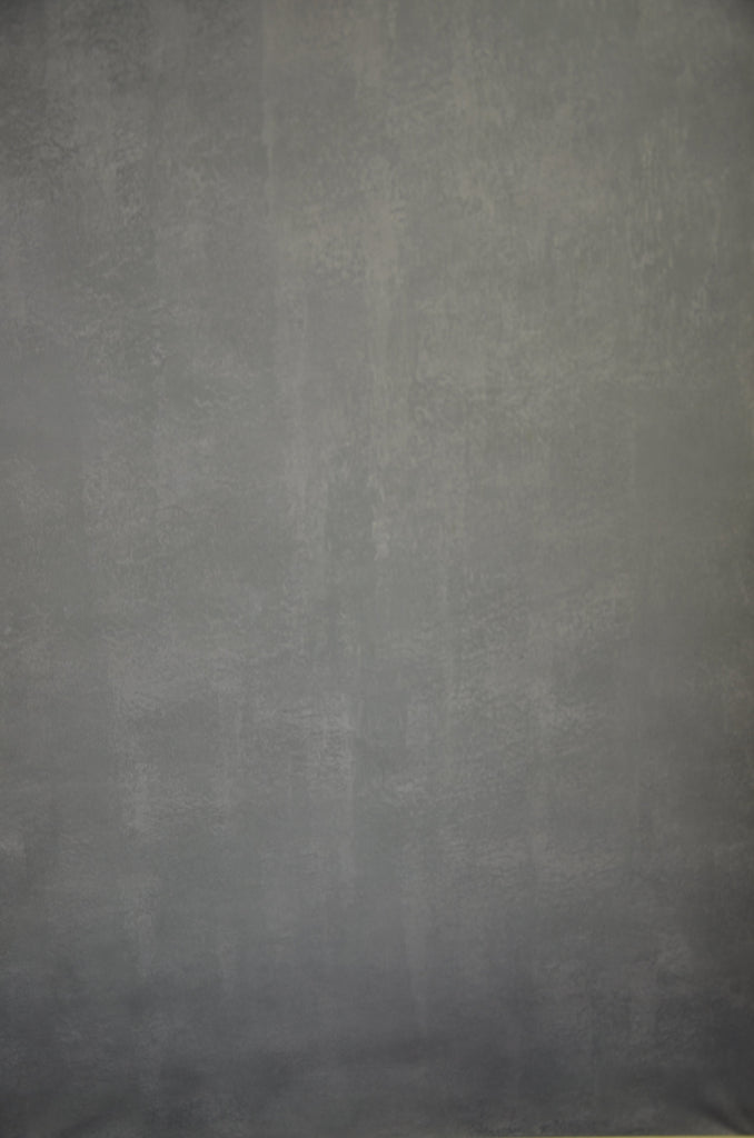 Kate Abstract Texture Cold Tones of Green and Grey Hand Painted Backdrops
