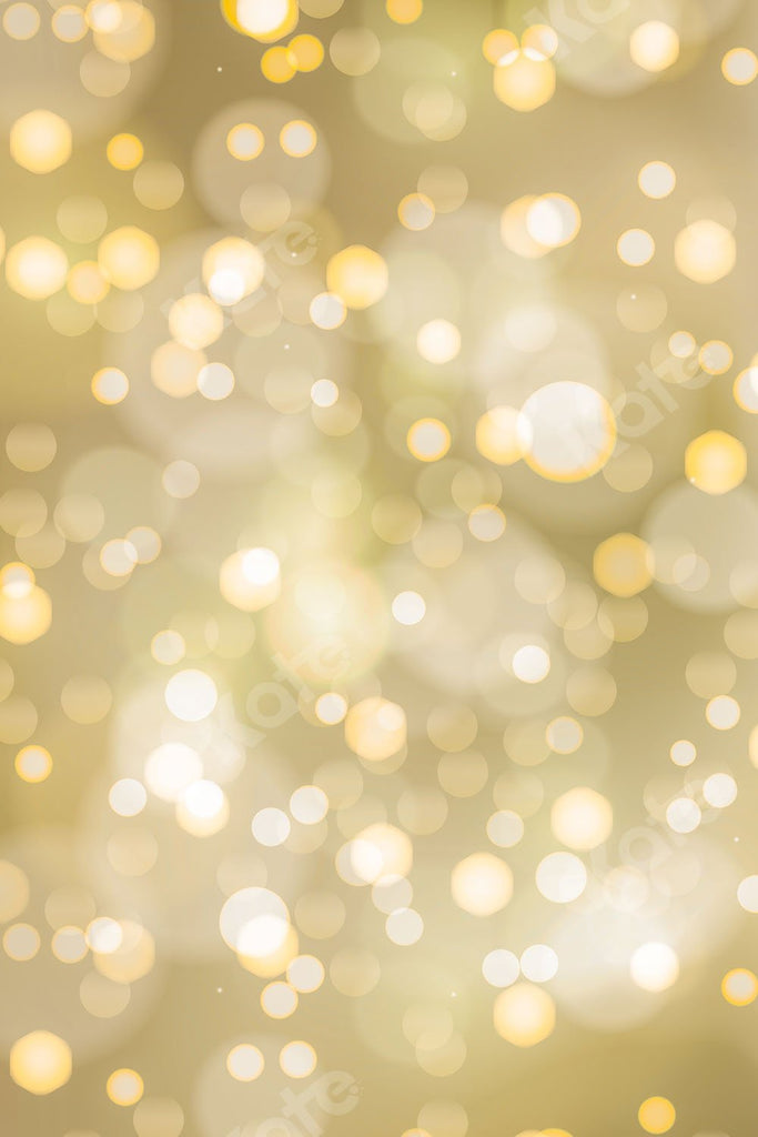 Kate Gold Bokeh Gold Backdrop Designed by Kate Image
