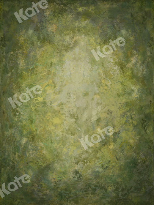Kate Abstract Vintige Green Backdrop Designed by Jia Chan Photography