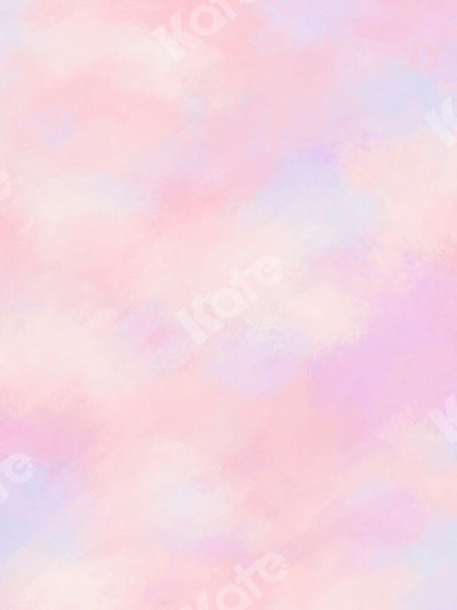 Kate Abstract Pink Cloud Backdrop for Portrait Designed by Jia Chan Photography