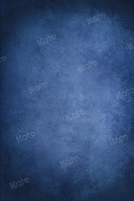 Kate Abstract Blue Old Master Backdrop Designed by Kate Image