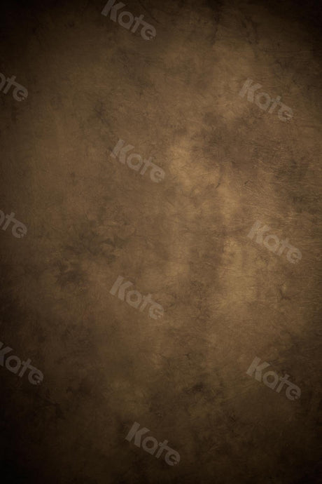 Kate Sepia Abstract Brown Textured Backdrop Designed by Kate Image