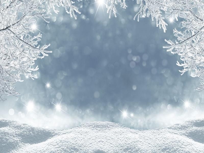 Load image into Gallery viewer, Kate Winter Snow Photography Studio Backdrop Frozen World - Kate backdrops UK