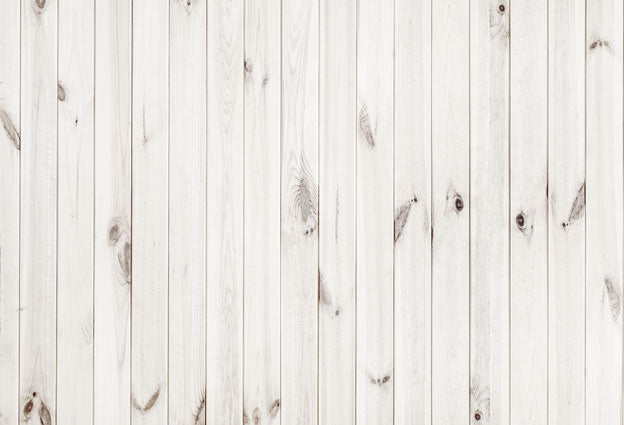 Kate White Wood Wall Background for Photography Backdrop