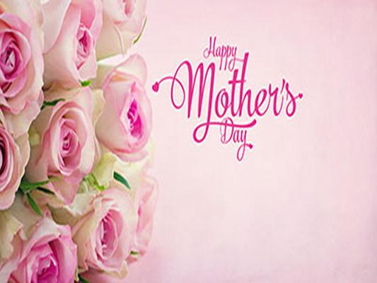 Katebackdrop Kate Pink Background Floral Mother's Day Backdrop