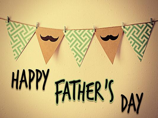 Kate Brown Background Wall Flag Backdrop Happy Father'S Day - Kate backdrops UK