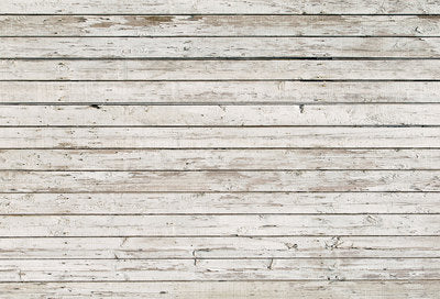 Kate Gray and White Distressed Wood Floor Backdrops for Photography