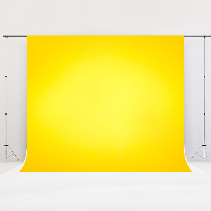 Kate Solid Gradient Yellow Backdrop for Photography Horizontal version
