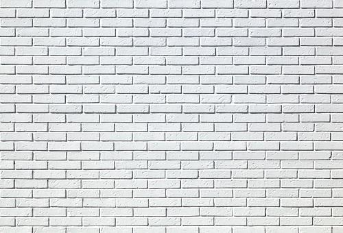 Load image into Gallery viewer, Kate White Brick Wall Photography Backdrops