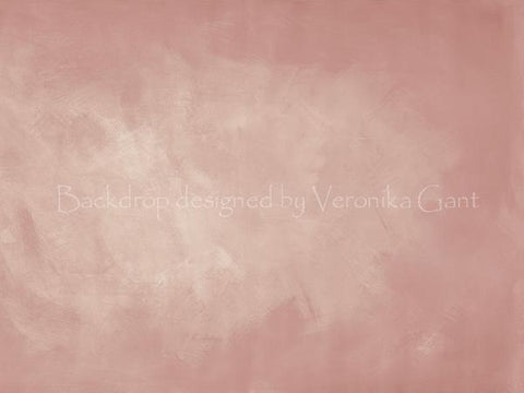 Kate Pink Tones Fine Art Backdrop designed by Veronika Gant