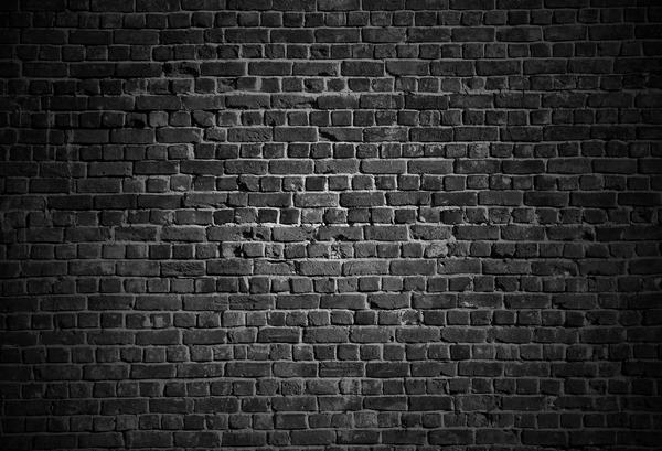 Load image into Gallery viewer, Kate Black Brick Wall Backdrops for Photography
