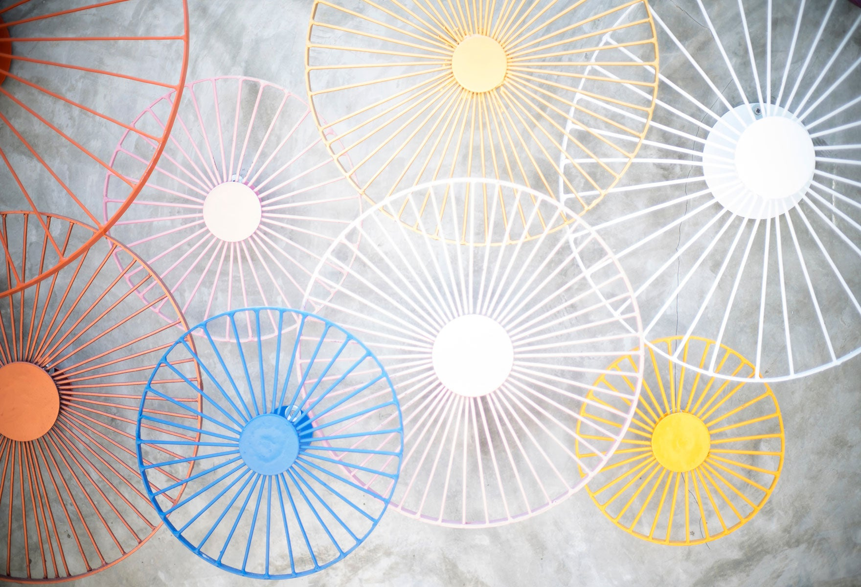 Load image into Gallery viewer, Kate Sweet summer Ferris wheel childhood backdrop for Photography