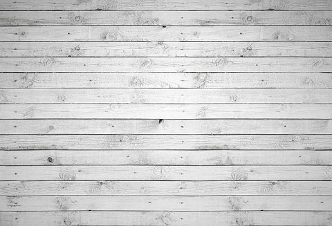 Kate Gray and White Wood Backdrop for Kids Photos