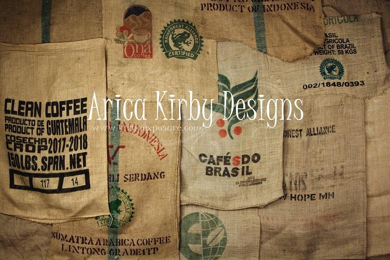 Kate Cafe du Photo Backdrops Designed by Arica Kirby - Kate backdrops UK