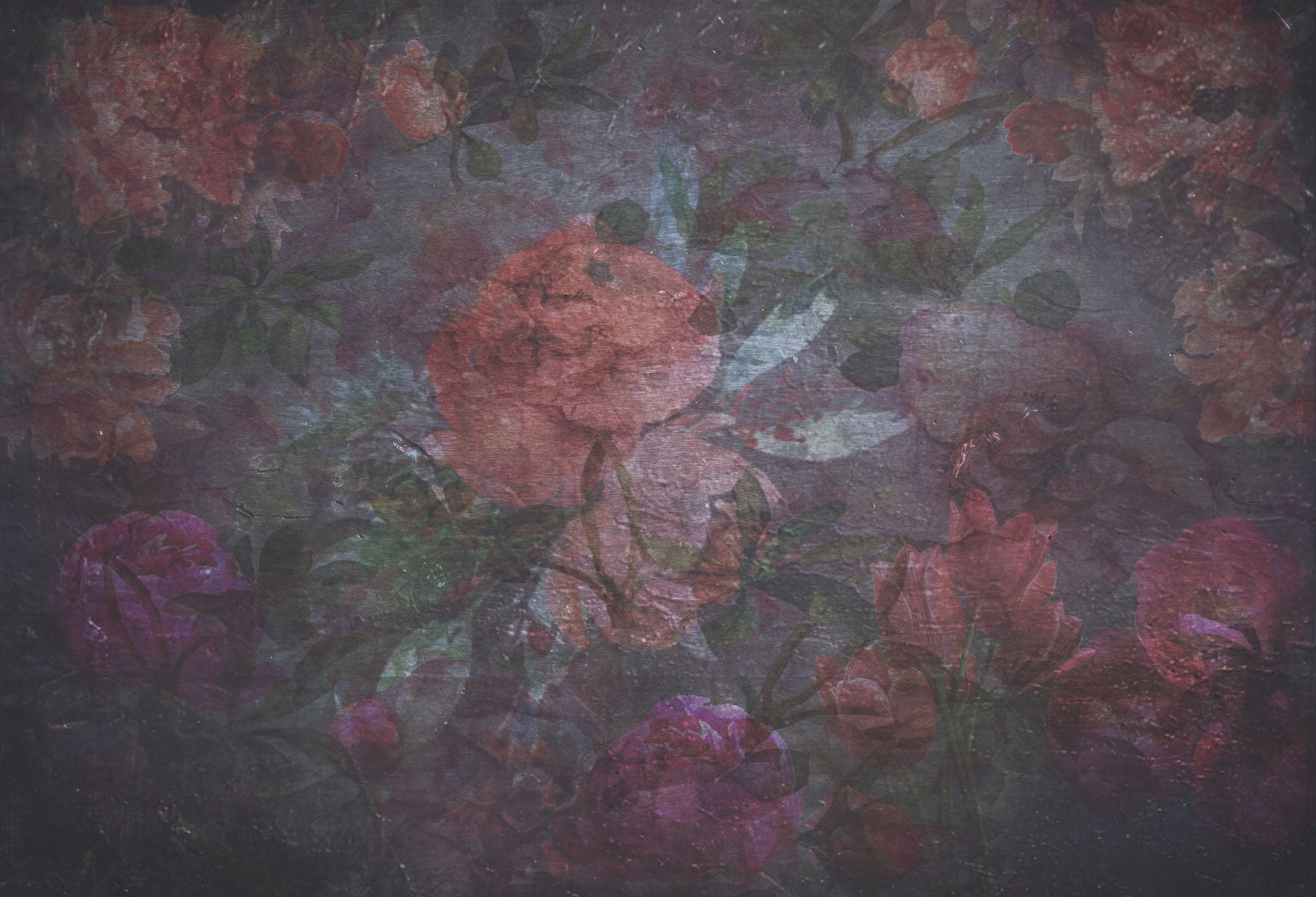 Load image into Gallery viewer, Kate Summer dark floral by Sarah Timmerman
