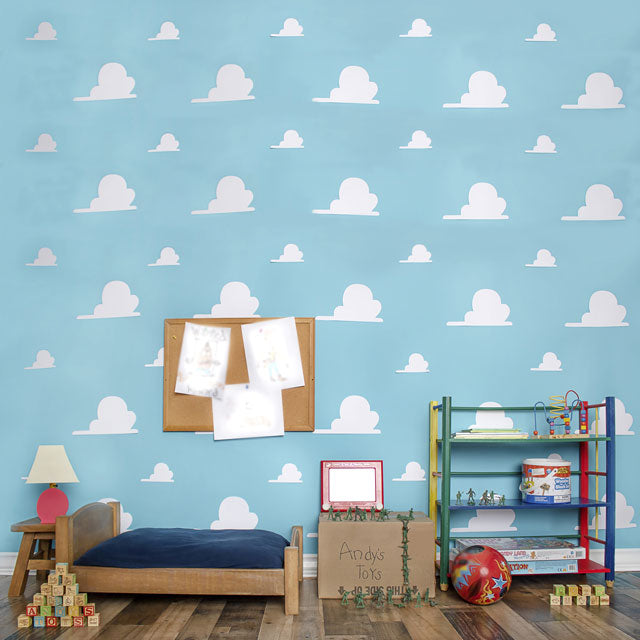 Kate Toy Room With Bed Children Backdrop for Photography Designed by Erin Larkins